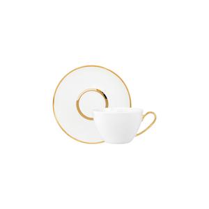 Chávena Chá 23cl NC + Pires Chá 15cm Olympus 1