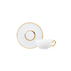 Tea Saucer 15cm + Tea Cup 25cl 0