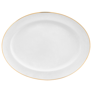 Oval Platter 39cm Olympus 0