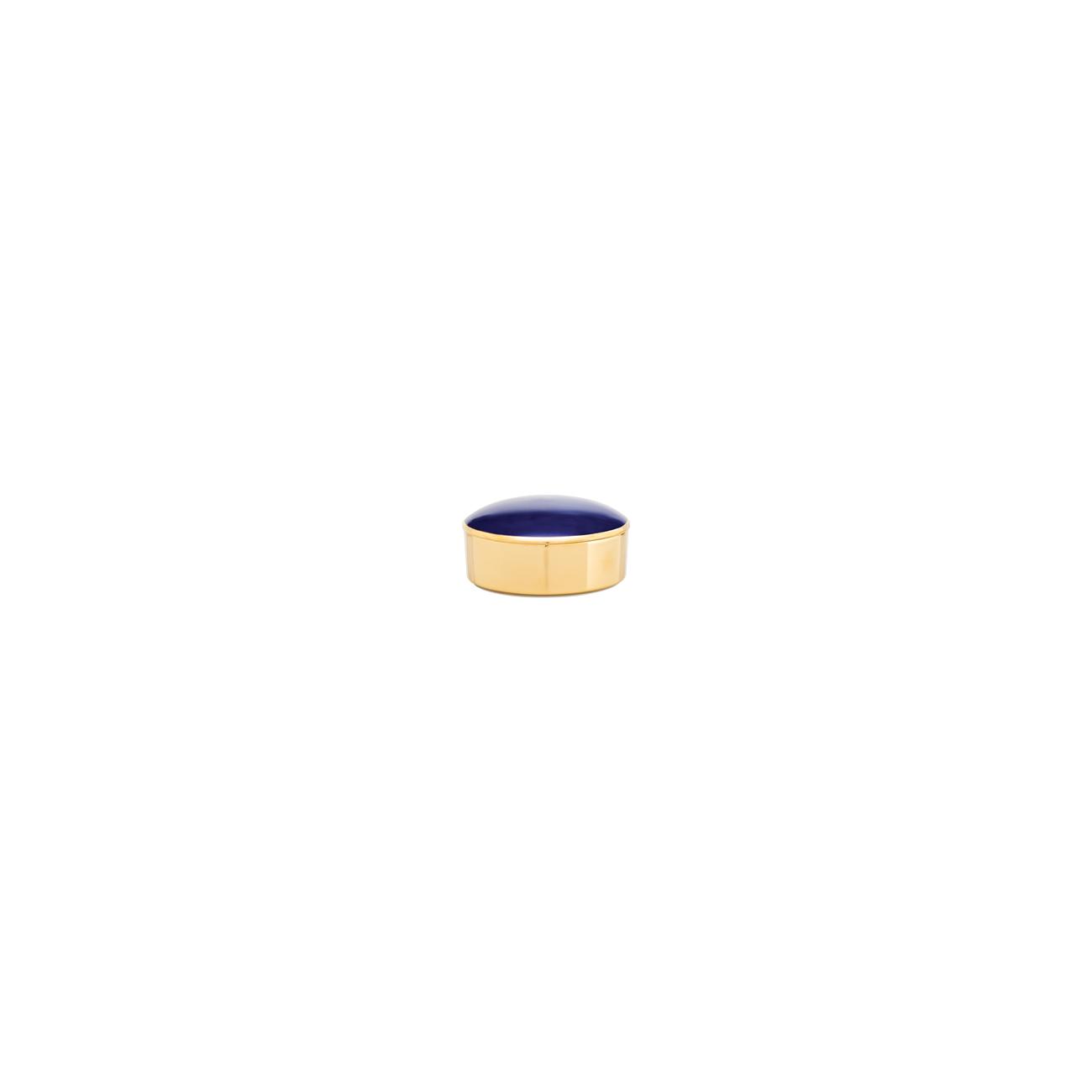Caixa Redonda 5,5cm Libra 0