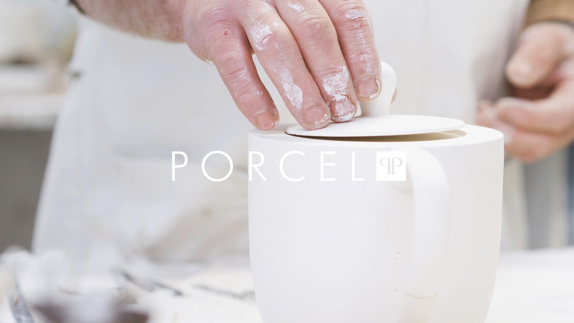 Manufacturing porcelain at Porcel 2