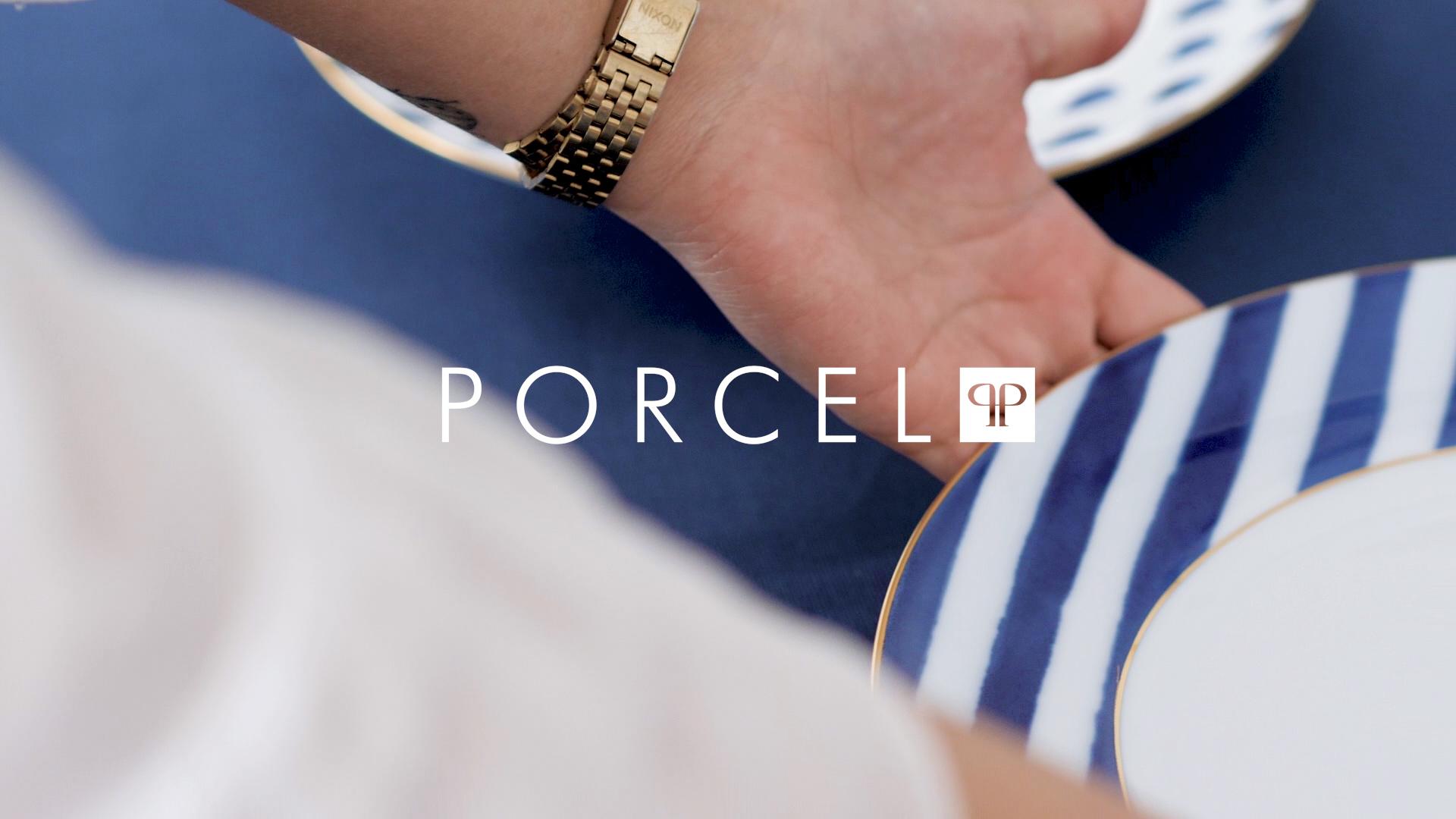 A porcelana Porcel 4