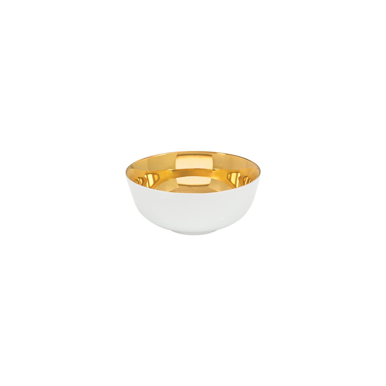 Full Gold | Bowl 14cm Corn 0