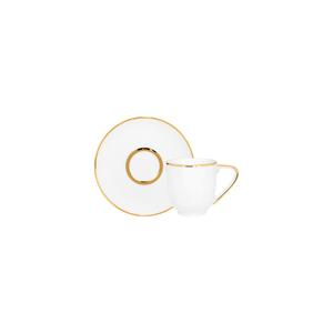 Pires Café 12cm Olympus + Chávena Café 10cl Coupe 0