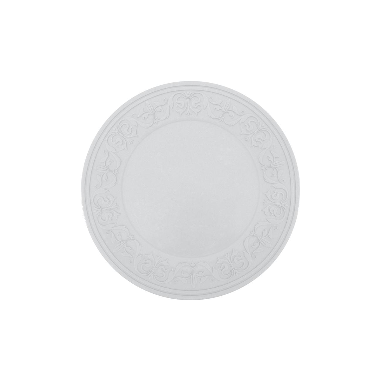 Prato Sobremesa 23cm Pétala Simples 0